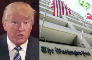 WaPo on Trump's Media Slams: Our Sources Confirmed the Story that Led to Flynn's Resignation