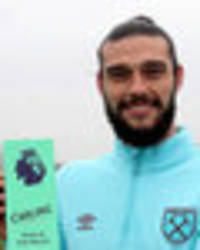 andy carroll injuries are hampering his england chances - west ham boss slaven bilic
