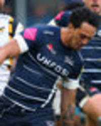 this is what i think of sale winger denny solomona's england chances - steve diamond