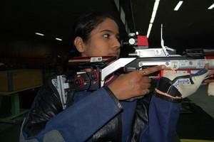 India win bronze in ISSF World Cup