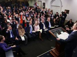 CNN, New York Times, Other Outlets Excluded From White House Briefing