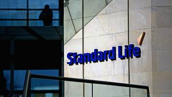 standard life posts rise in annual profits
