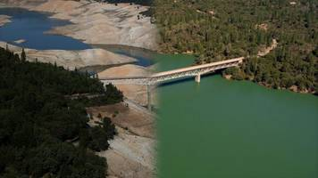 California Is Nearly Drought-Free — A Huge Change From A Year Ago