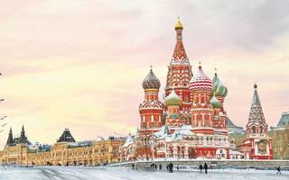 brave sub-zero temperatures to discover moscow's cultural treasures