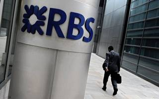 how city analysts reacted to rbs' ninth consecutive annual loss