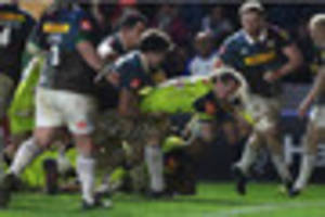 Harlequins 18-27 Leicester Tigers verdict:  It's a third win on...