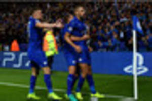 Leicester City injury news: Slimani and Ulloa to be assessed...