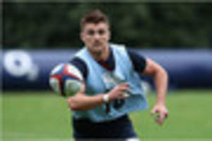 plymouth's henry slade named in england six nations squad for...