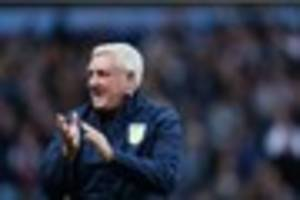 Aston Villa: Steve Bruce on new players 'hating' hotels; poor...