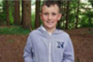 Kaden died while shopping with his family, inquest hears