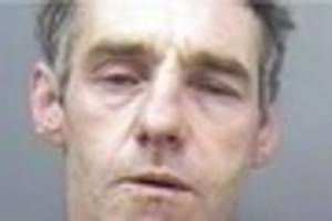 Police searching for wanted Falmouth man Keith Bowden for second...