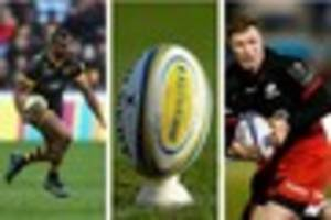 Hartpury have scored more points this season than Wasps and...