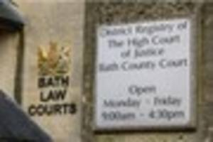 Bath Magistrates' Court: Woman assaults police officer, theft...