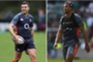 only one bath rugby players is in the england squad to face italy...