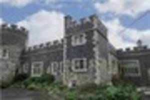 living in this castle in thanet could cost less than you think