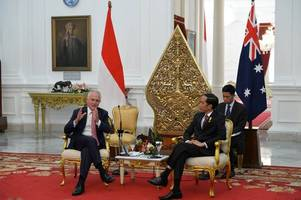 indonesian president to visit australia this weekend