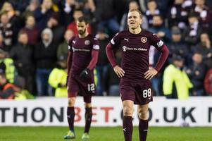 hearts boss ian cathro faces daunting task of making men out of a bunch of cowards