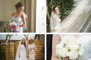 'it was nice to have part of her there on the day' three brides tell how they kept family wedding traditions alive