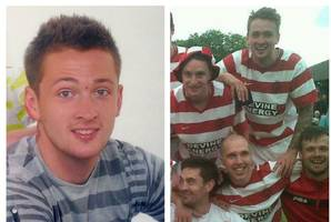 Tragic ex-footballer's legacy of life as Shaun Woodburn's organs save four people including a baby