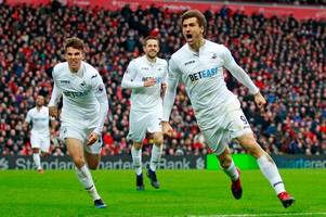 Swansea City's Fernando Llorente ready to show Antonio Conte and Chelsea what they've been missing