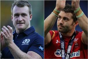 the scotland v wales head-to-head ratings: how do resurgent scots compare to rob howley's men?