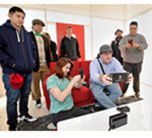 Photos of the Nintendo Switch Unexpected Places Event with WWE Superstar John Cena are Available on Business Wire's Website and the Associated Press Photo Network