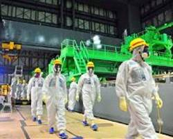 fukushima operator eyes plan to clean up plant