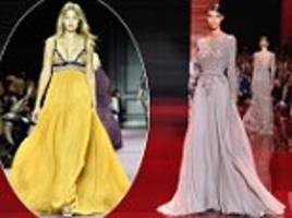 pinterest predicts oscar night fashion