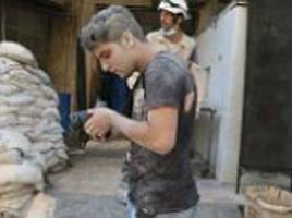 syrian cinematographer barred from attending the oscars