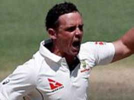 Australia hammer India by 333 runs in first Test in Pune