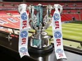 Manchester United vs Southampton, EFL Cup Final High Court