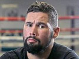 Tony Bellew claims he would have 'eaten David Haye alive'