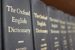 There's New Words Heading To The Oxford Dictionaries - And Some Of Them Are Rather Angry