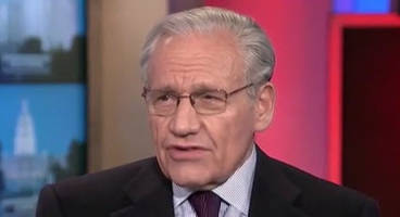 watergate's bob woodward: press shouldn't whine about trump, it doesn't work with the public
