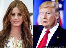 Lana Del Rey Promoting a Witchcraft Ritual to Put a Spell on Donald Trump