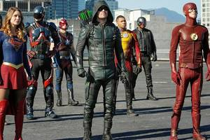 New 'Arrow', 'Legends of Tomorrow', 'Supergirl' and 'The Flash' Crossover Planned for Next Season