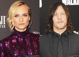 New Photos Seem to Confirm Diane Kruger and Norman Reedus' Romance Rumors