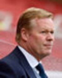 Ronald Koeman is supporting Man United in EFL Cup final - this is why