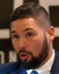 Tony Bellew takes wild swipe at David Haye - questioning his parenting