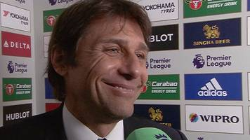 chelsea 3-1 swansea: blues dominated against swans - antonio conte