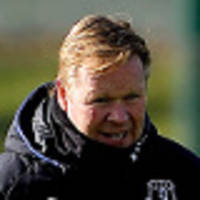 koeman wants cup final win for united