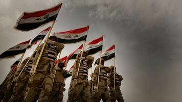 the iraqi air force is taking the fight to isis in syria