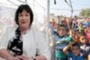 mp pauline latham releases full statement following refugees...