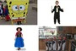 world book day 2017: best fancy dress ideas for your kids from...