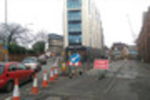 Severe delays as main Nottingham road is closed causing...