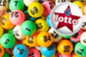 Winning National Lottery numbers for Saturday, February 25