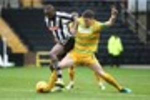 'one of those days' leaves notts county boss kevin nolan...