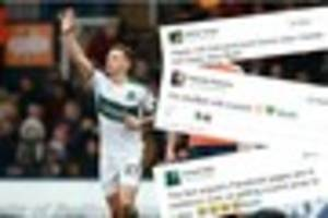 confident plymouth argyle fans on twitter upbeat after 1-1 draw...