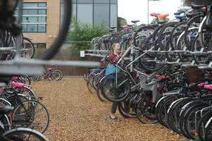 ingenious cycle parking solutions from around the world