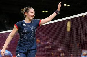 badmintonscotland ask who will follow hamilton ace kirsty gilmour after uk sport refuse appeal against funding cut